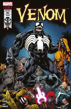 Venom von Althoff,  Gerlinde, Bagley,  Mark, Costa,  Mike
