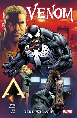 Venom: Der erste Wirt von Bagley,  Mark, Costa,  Mike