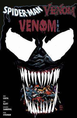 Spider-Man & Venom: Venom Inc. von Althoff,  Gerlinde, Costa,  Mike, Sandoval,  Gerardo, Slott,  Dan, Stegman,  Ryan