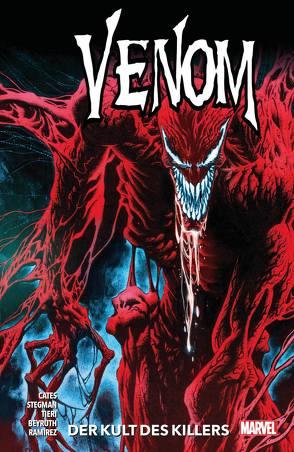 Venom – Neustart von Cates,  Donny, Stegman,  Ryan