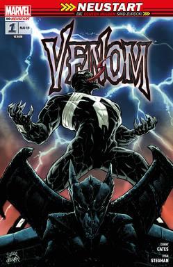 Venom – Neustart von Bagley,  Mark, Cates,  Donny, Hidalgo,  Carolin, Stegman,  Ryan, Thompson,  Robbie