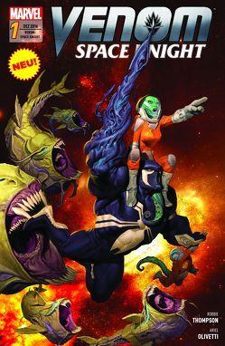 Venom: Space Knight von Fliege,  Claudia, Olivetti,  Ariel, Thompson,  Robbie