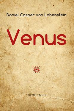 Venus von Lohenstein,  Daniel Casper von, Nitzberg,  Alexander