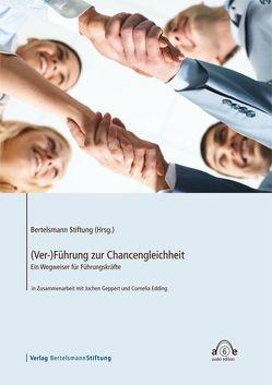 (Ver-)Führung zur Chancengleichheit von Edding,  Cornelia, Geppert,  Jochen