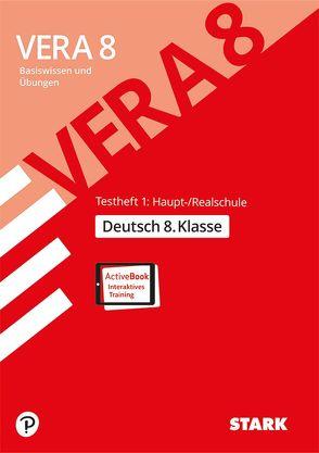 VERA 8 Testheft 1: Haupt-/Realschule – Deutsch