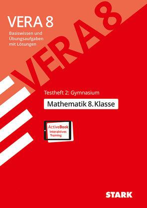 VERA 8 Testheft 2: Gymnasium – Mathematik