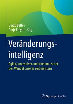 Veränderungsintelligenz von Baltes,  Guido H., Freyth,  Antje