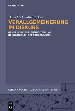 Verallgemeinerung im Diskurs von Schmidt-Brücken,  Daniel