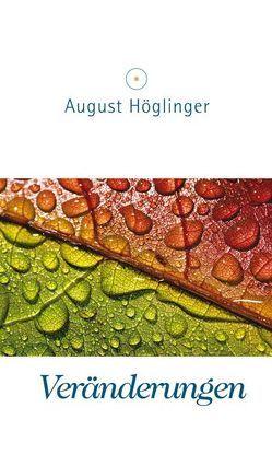 Veränderungen von Höglinger,  August