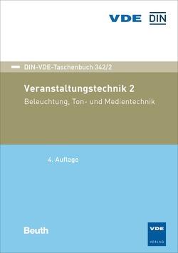 Veranstaltungstechnik 2 – Buch mit E-Book