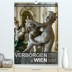 Verborgen in WienAT-Version (Premium, hochwertiger DIN A2 Wandkalender 2021, Kunstdruck in Hochglanz) von Bartek,  Alexander