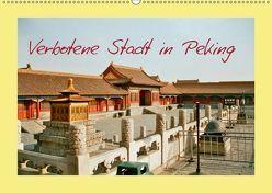Verbotene Stadt in Peking (Wandkalender 2019 DIN A2 quer) von Schneller,  Helmut