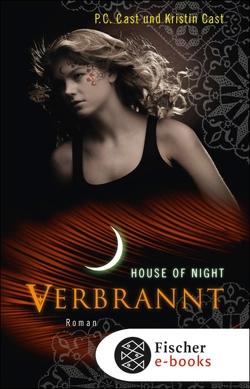 Verbrannt von Blum,  Christine, Cast,  Kristin, Cast,  P.C.