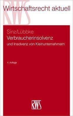 Verbraucherinsolvenz von Lübbke,  Silvia, Sinz,  Ralf