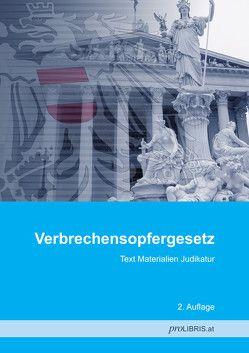 Verbrechensopfergesetz von proLIBRIS VerlagsgesmbH