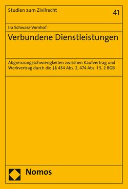 Verbundene Dienstleistungen von Schwarz-Vomhof,  Ira