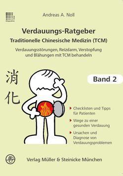 Verdauungsratgeber Traditionelle Chinesische Medizin von Noll,  Andreas A