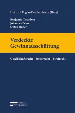 Verdeckte Gewinnausschüttung von Foglar-Deinhardstein,  Heinrich