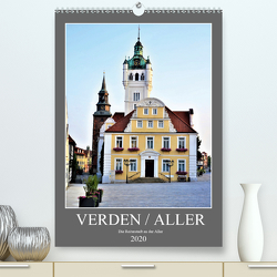 Verden – Aller (Premium, hochwertiger DIN A2 Wandkalender 2020, Kunstdruck in Hochglanz) von Klünder,  Günther
