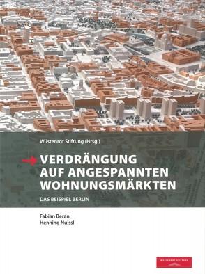 Verdrängung auf angespannten Wohnungsmärkten von Beran,  Fabian, Krämer,  Stefan, Nuissl,  Henning