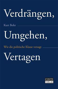 Verdrängen, Umgehen, Vertagen von Bohr,  Kurt