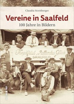 Vereine in Saalfeld von Streitberger,  Claudia
