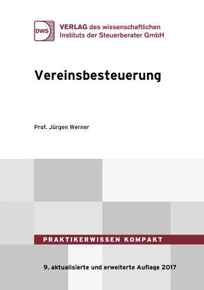 Vereinsbesteuerung von Prof. Jürgen,  Werner