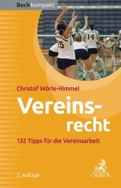 Vereinsrecht von Wörle-Himmel,  Christof