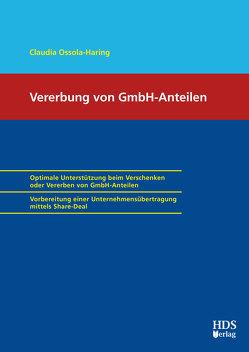 Vererbung von GmbH-Anteilen von Ossola-Haring,  Claudia