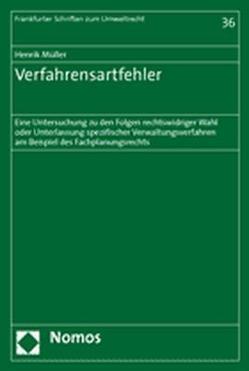 Verfahrensartfehler von Müller,  Henrik