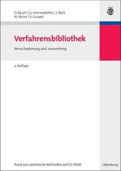 Verfahrensbibliothek von Bock,  Jürgen, Guiard,  Volker, Herrendörfer,  Günter, Rasch,  Dieter, Victor,  Norbert