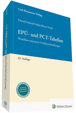 Verfahrenspraxis EPÜ und PCT von Großmann,  Dr. rer. nat. Arlett