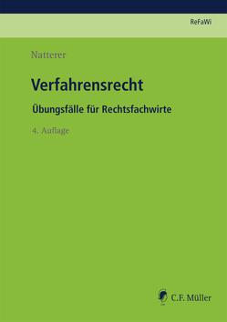 Verfahrensrecht von Natterer,  Edith