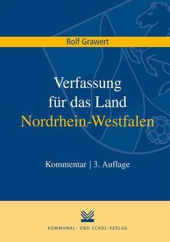 Verfassung für das Land Nordrhein-Westfalen von Grawert,  Rolf