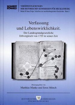 Verfassung und Lebenswirklichkeit von Manke,  Matthias, Münch,  Ernst