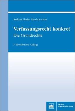 Verfassungsrecht konkret von Fisahn,  Andreas, Kutscha,  Martin