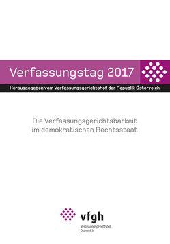 Verfassungstag 2017