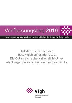 Verfassungstag 2019