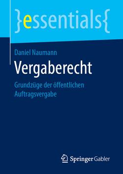 Vergaberecht von Naumann,  Daniel