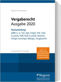 Vergaberecht – Ausgabe 2020