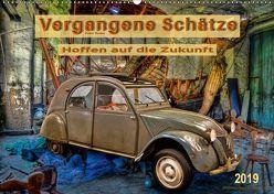 Vergangene Schätze – Hoffen auf die Zukunft (Wandkalender 2019 DIN A2 quer) von Roder,  Peter