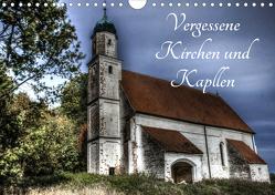 Vergessene Kirchen und Kapellen (Wandkalender 2020 DIN A4 quer) von Schmiderer,  Ines