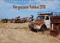 Vergessene Vehikel 2019 (Tischkalender 2019 DIN A5 quer) von Herms,  Dirk