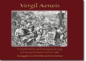 Vergil Aeneis – Illust, G. J. Lang – G. C. Eimmart von Suerbaum,  Werner, Wilke,  Ulrich