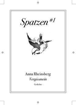 Vergissmein von Rheinsberg,  Anna