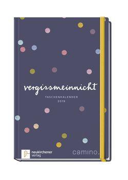 vergissmeinnicht 2019 – Der Taschenkalender von Schaefer,  Anja, Schmidt,  Silke