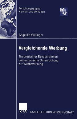 Vergleichende Werbung von Wiltinger,  Angelika