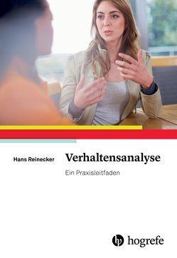 Verhaltensanalyse von Reinecker,  Hans