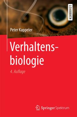 Verhaltensbiologie von Kappeler,  Peter