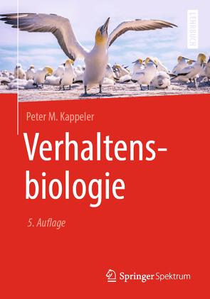 Verhaltensbiologie von Kappeler,  Peter M